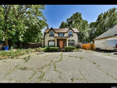 Ogden Multi Family Home For Sale: 667 E 26th S