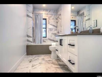 Salt Lake City UT Single Family Home For Sale: $1,199,000
