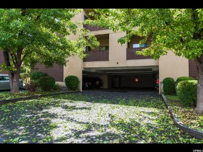 Sandy Condo For Sale: 9229 S Jefferson Cv W #9C