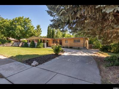 Weber County Single Family Home For Sale: 877 Melody Ln
