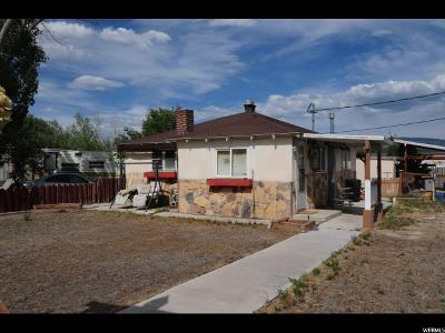 Centerfield Single Family Home For Sale: 35 S 100 W
