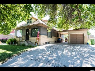 North Logan Single Family Home For Sale: 1070 N 200 E