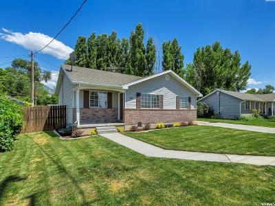 Springville Single Family Home For Sale: 35 S 400 W