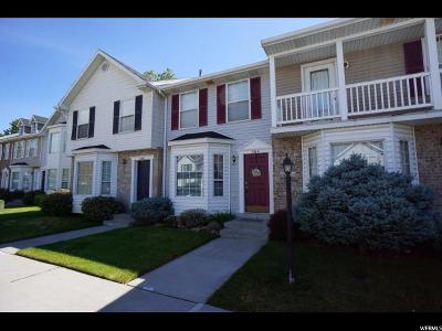 Provo Townhouse For Sale: 564 N 2310 W
