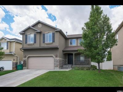 Lehi Single Family Home For Sale: 3577 W Newland Loop N