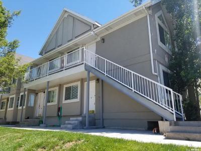 Provo Townhouse For Sale: 25 S 850 E #7