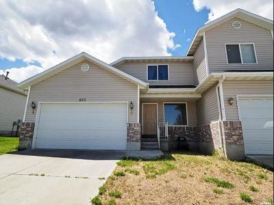 Tooele UT Single Family Home For Sale: $185,000