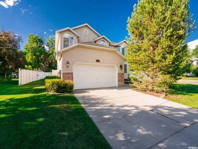 Kaysville Single Family Home For Sale: 259 E Shadowbrook Ln