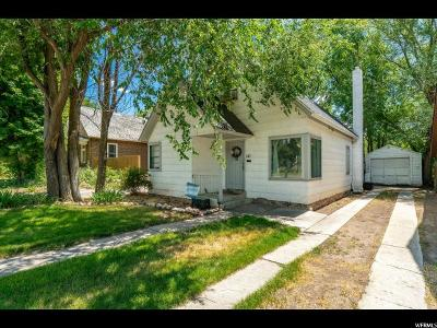 Weber County Single Family Home For Sale: 547 20th