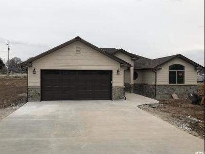 Single Family Home For Sale: 2615 W 7100 N