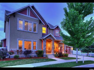 Sandy Single Family Home For Sale: 8308 S Lorimer Ln E