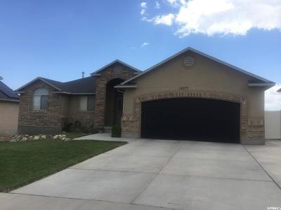 Herriman Single Family Home For Sale: 14277 S Maple Run Cir