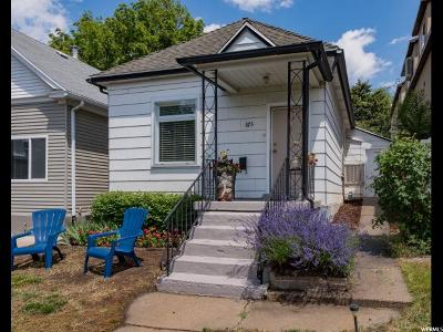 Salt Lake City Single Family Home For Sale: 673 E Eighth N