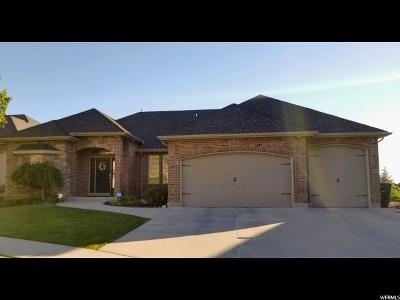 Weber County Single Family Home For Sale: 5531 S Chokecherry Ct. E