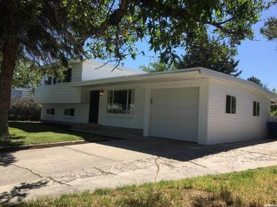 Salt Lake County Single Family Home For Sale: 4548 S 4800 W