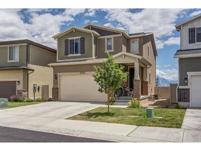 Herriman Single Family Home For Sale: 12053 S El Capitan Ln