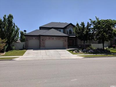 Salt Lake County Single Family Home For Sale: 2767 W Augustana Dr