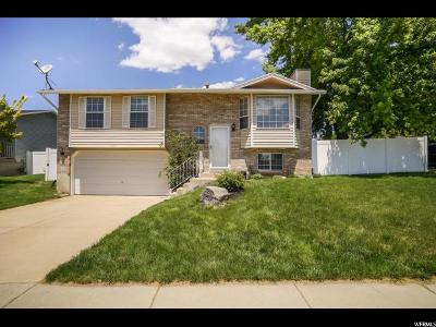 Layton Single Family Home For Sale: 1157 E 2450 N