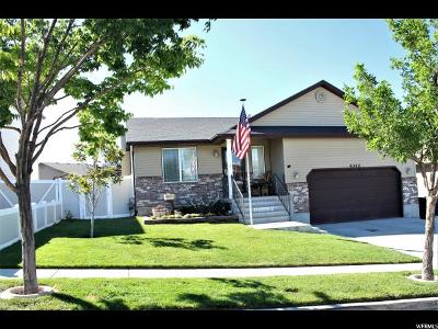West Jordan Single Family Home For Sale: 6342 W Oquirrh Point Dr