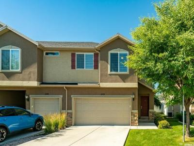 Layton Townhouse For Sale: 1140 N Seraphim Ct