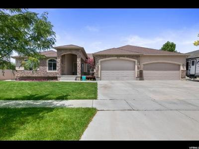 Spanish Fork Single Family Home For Sale: 1813 E 1460 S