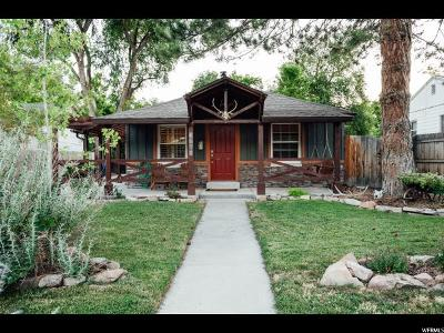 Salt Lake City Single Family Home For Sale: 2468 S Lake St E