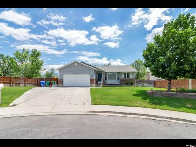 Lehi Single Family Home For Sale: 2244 N 490 W