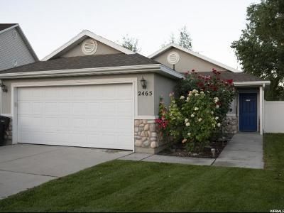 Provo UT Single Family Home For Sale: $253,000