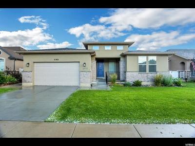 South Jordan Single Family Home For Sale: 11093 S Tippecanoe Way