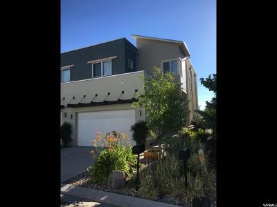 Salt Lake City Single Family Home For Sale: 3554 S Terra Sol Dr E