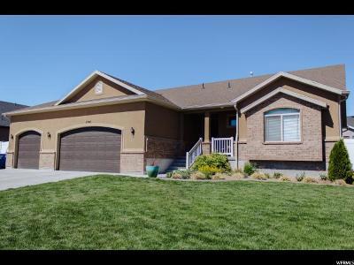 Salt Lake City Single Family Home For Sale: 5746 S Tikal Way