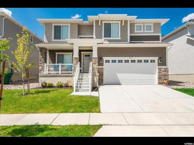 Lehi Single Family Home For Sale: 664 W 4050 N