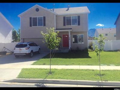 Spanish Fork Single Family Home For Sale: 399 S 1280 W