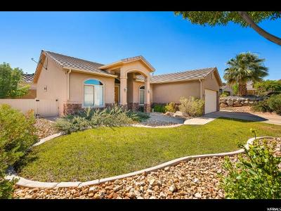 St. George Single Family Home For Sale: 244 S 2040 Cir E