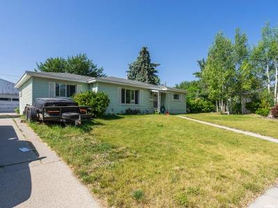 Salt Lake City Single Family Home For Sale: 4681 W 4775 S