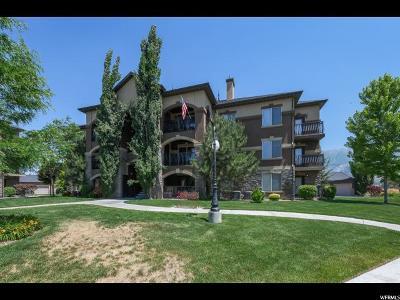 Pleasant Grove Condo For Sale: 424 S 2150 W #104