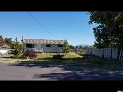 Santaquin Single Family Home For Sale: 470 W 200 N