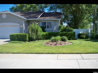Tooele UT Single Family Home For Sale: $235,000