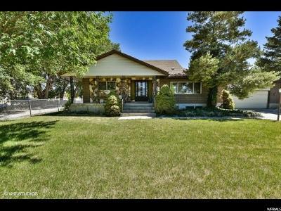 Grantsville Single Family Home For Sale: 544 E Clark N