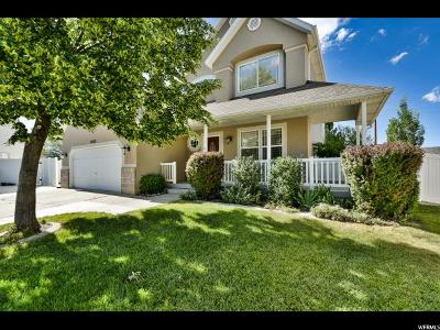 Herriman Single Family Home For Sale: 11832 S Silver Trace Cir