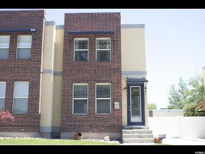 Salt Lake City Townhouse For Sale: 584 N 800 W