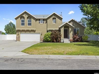 Herriman Single Family Home For Sale: 13743 S Eglantina Dr W
