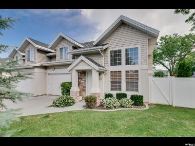 Orem Townhouse For Sale: 1212 W 1330 S
