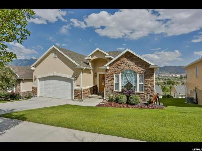 Riverton Single Family Home For Sale: 1037 W 12400 S