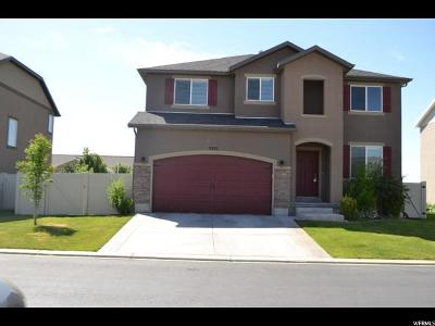 Lehi Single Family Home For Sale: 3375 W High Bluff Meadow Ln