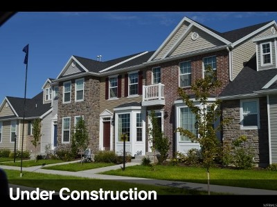 Provo Townhouse For Sale: 455 Tri Terra Way