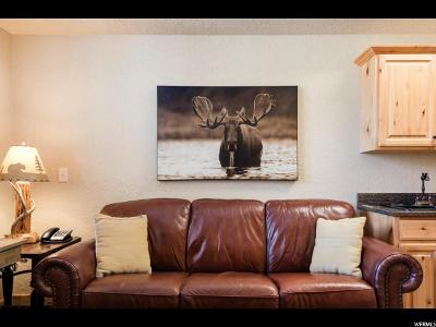 Park City Condo For Sale: 2669 Canyons Resort Dr #409