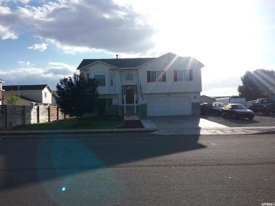 Tooele Single Family Home For Sale: 793 N Broadway St