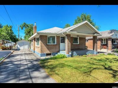 Salt Lake City Single Family Home For Sale: 920 W 400 N