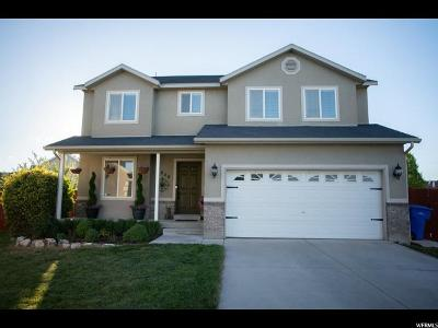 Lehi Single Family Home For Sale: 1940 S 375 W